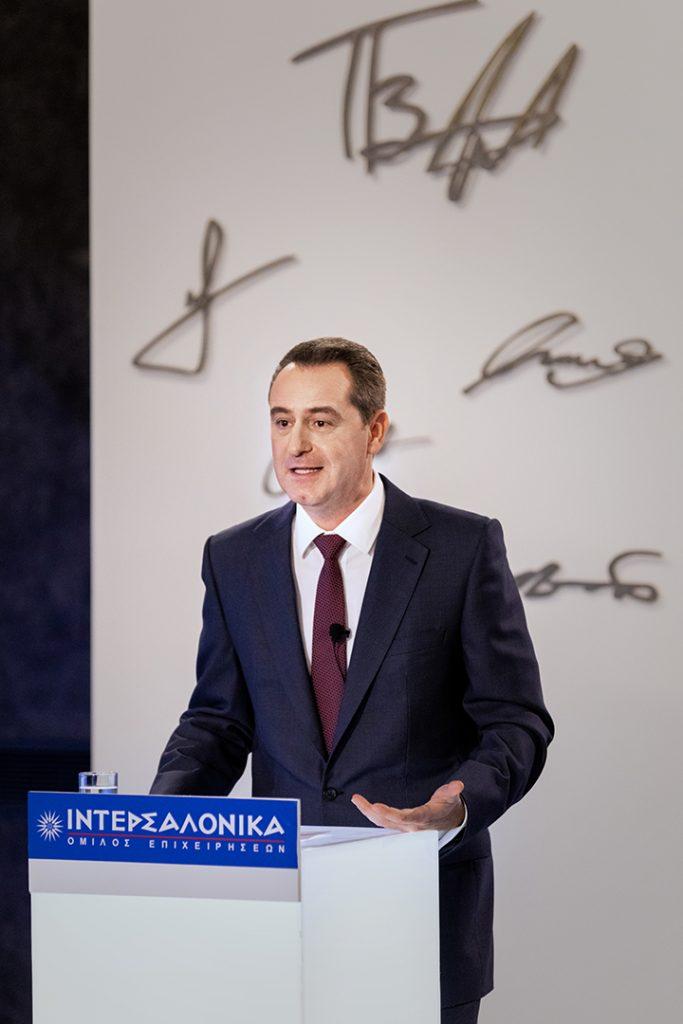 Κωνσταντίνος Γιαννιώτης, Αντιπρόεδρος του Διοικητικού Συμβουλίου και Διευθύνων Σύμβουλος του Ομίλου ΙΝΤΕΡΣΑΛΟΝΙΚΑ